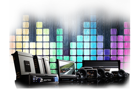 Car Sound Systems Stereo Amp Car Speakers